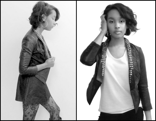 Viparo Clothing shoot