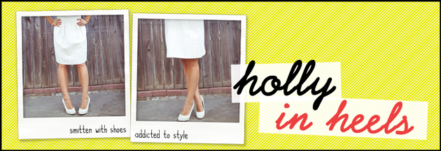 Trendsetter Spotlight on Holly in Heels