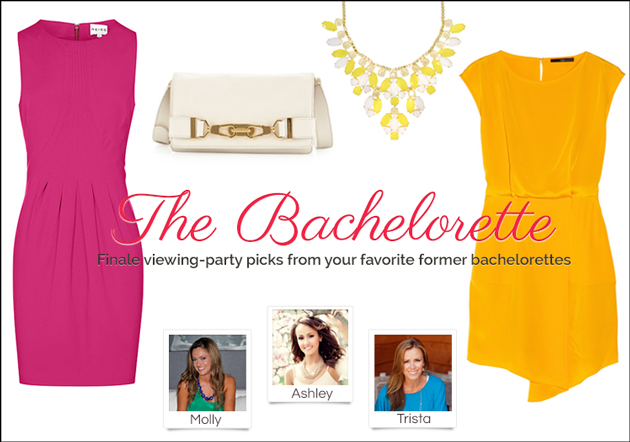 Former Bachelorettes Dish on What to Wear to a Finale Viewing Party