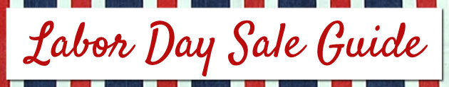 Labor Day Sale Guide