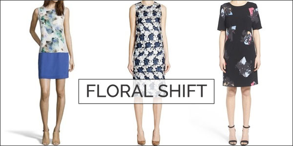 floral-shift-spring-dress-styles