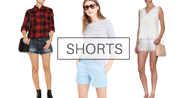 Shorts Season Is Officially Here
