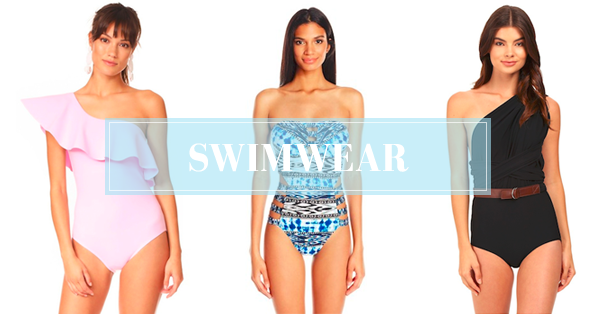 The 5 Top Swimwear Trends for 2017