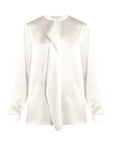 Stella McCartney Satin Blouse