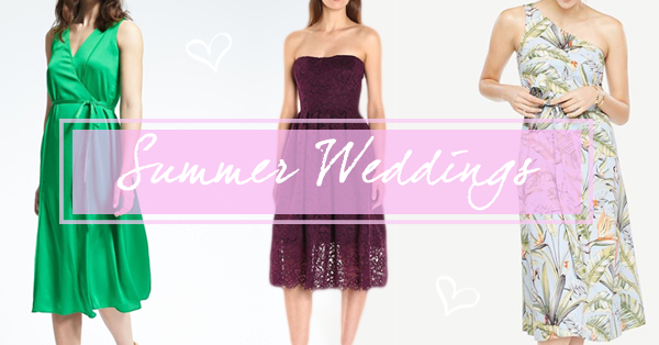 What to wear as a Summer Wedding Guest
