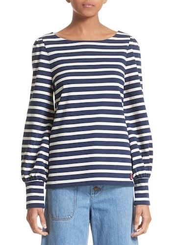 marc jacobs breton shirt