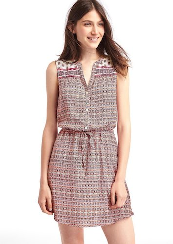 Gap Medallion Dress