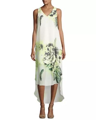 Tarahi Floral Dress