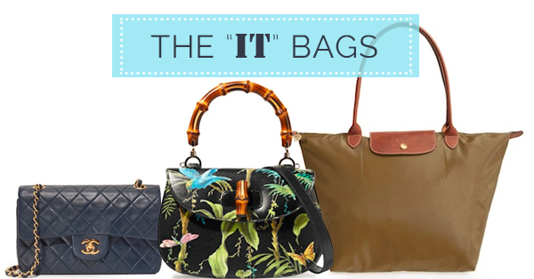 The 'It' Bags That Never Go Out of Style