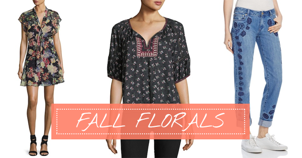 Discovering Fall Florals