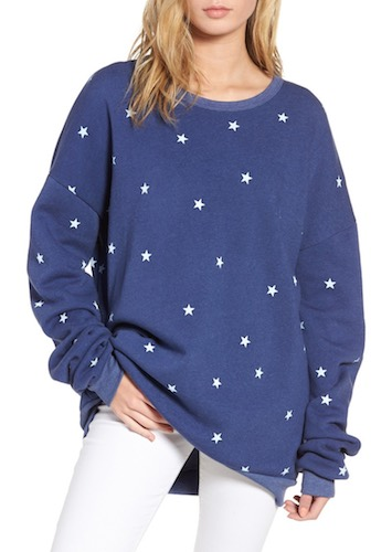 Wildfox Star Tunic