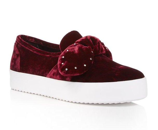 Rebecca Minkoff Womens Stacey Sneakers