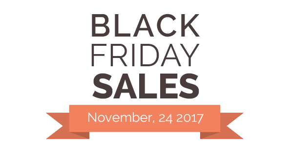 2017 Black Friday Sales!