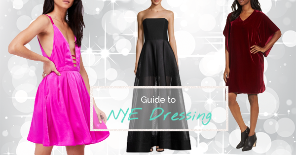 Champagne and Sequins: Your Guide to NYE Dressing