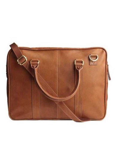 H and M Leather Shoulder Bag