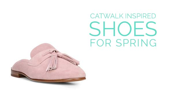 Catwalk Inspired Shoes for Spring