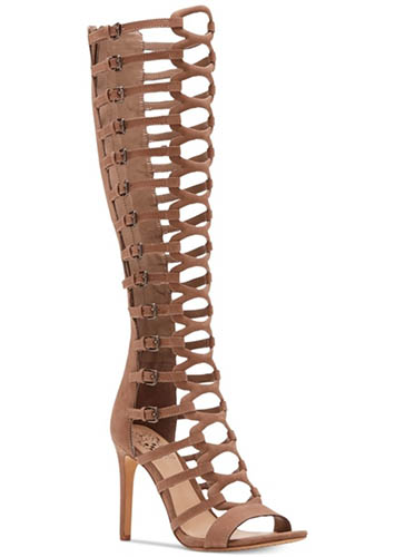 Chesta Over-The-Knee Gladiator Sandals