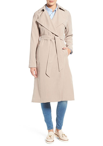 Cole Haan Signature Trench Coat