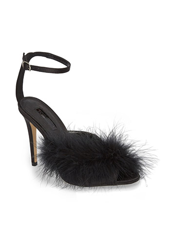 Roar Feather Sandals