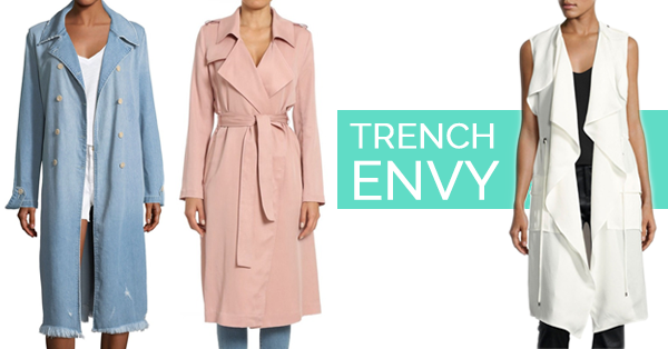 Trench Envy