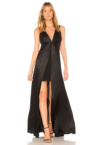 elio twist gown