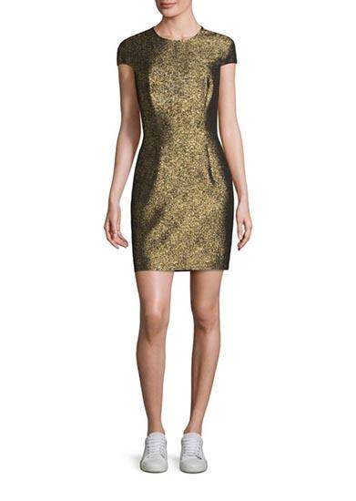 Diane Von Furstenberg Hadlie Sheath Dress