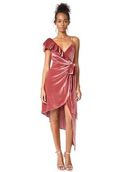 Devor Wrap Dress