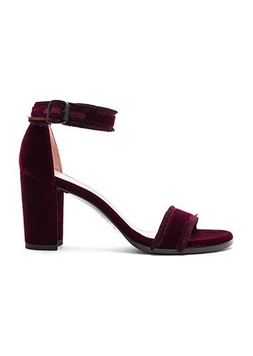 Frayed Heel