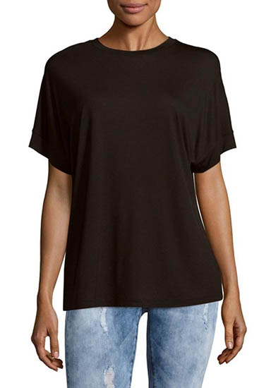 Vince Short Sleev Cocoon T-shirt