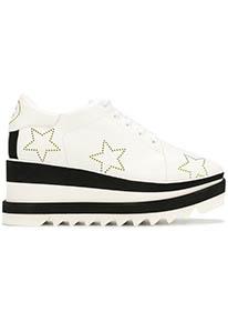 star platform sneakers
