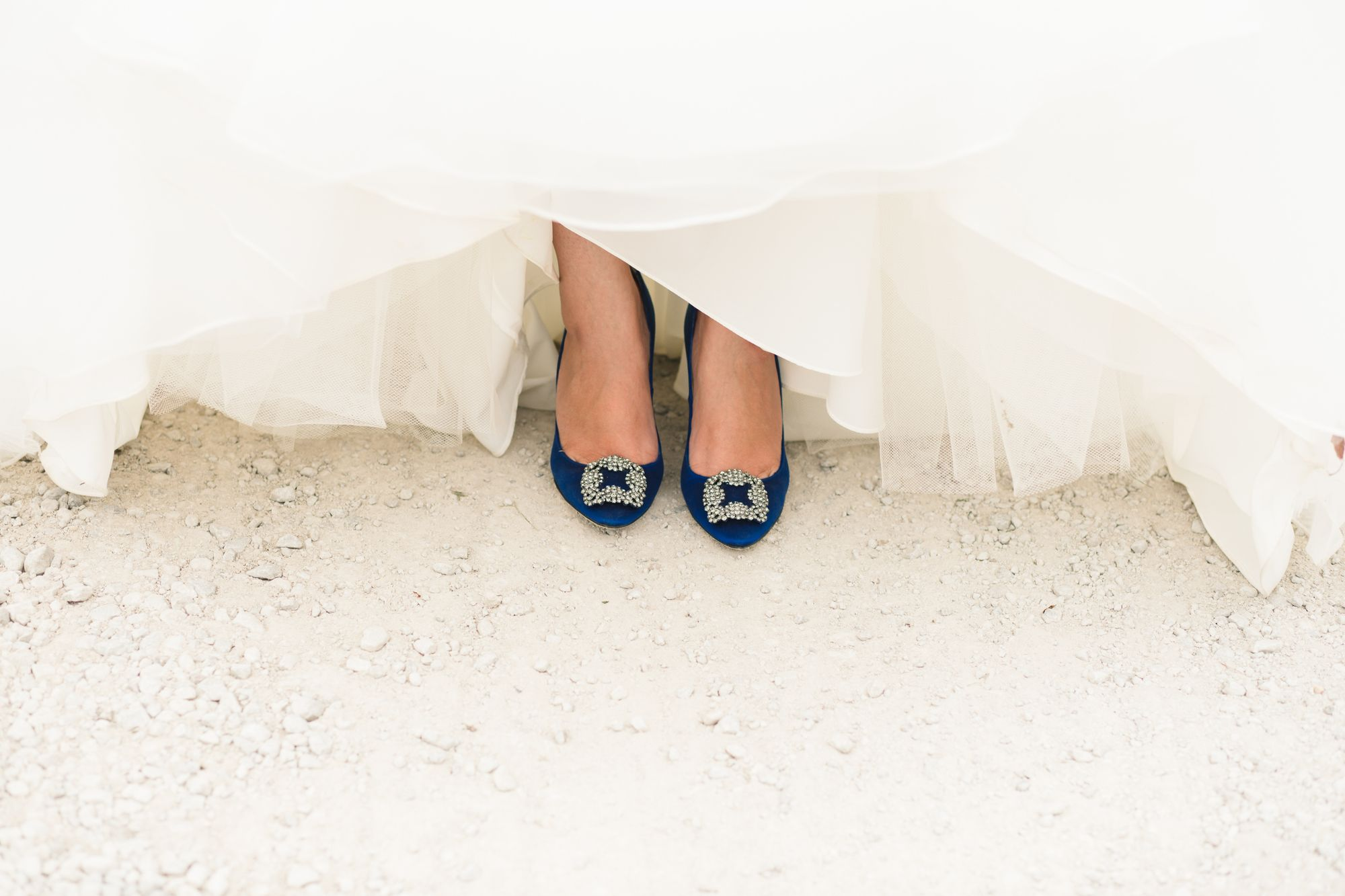 What Type Of Shoes To Wear With A Wedding Dress