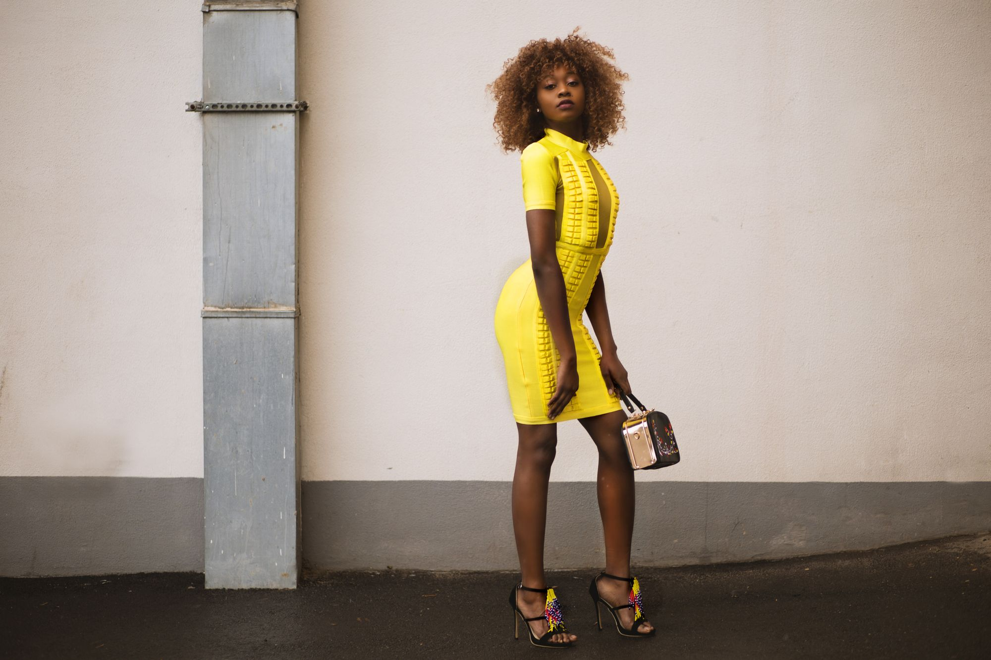 How to Wear Yellow – This Season's Ray of Sunshine