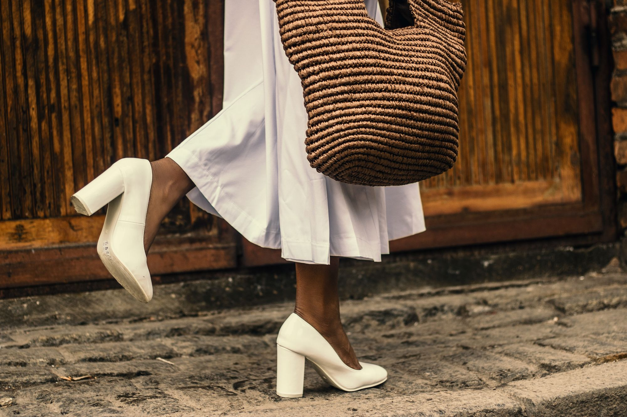 Top White Shoe Trends to Try This Season