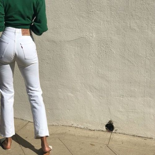 White Jeans – The Perfect Fall Investment
