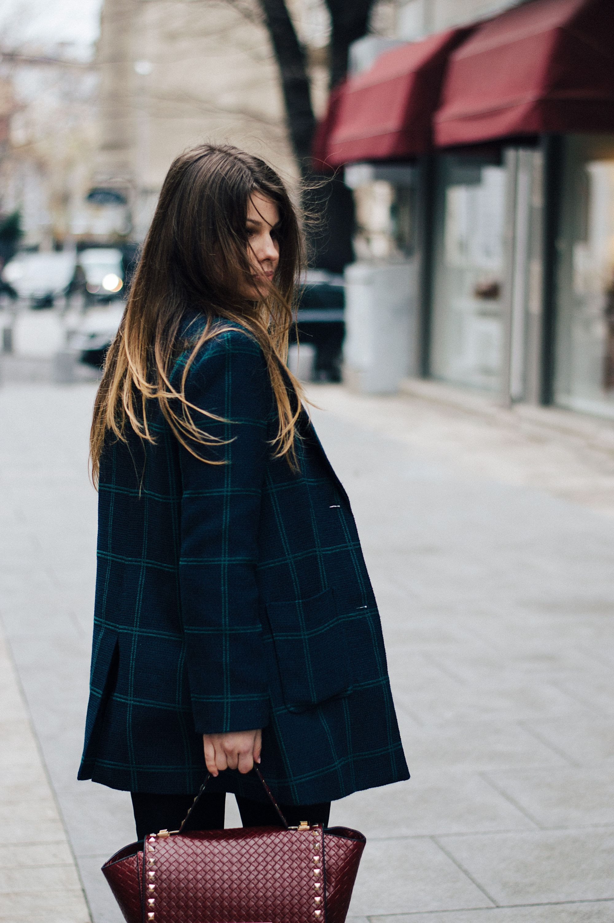 Winter Workwear Outfit Ideas