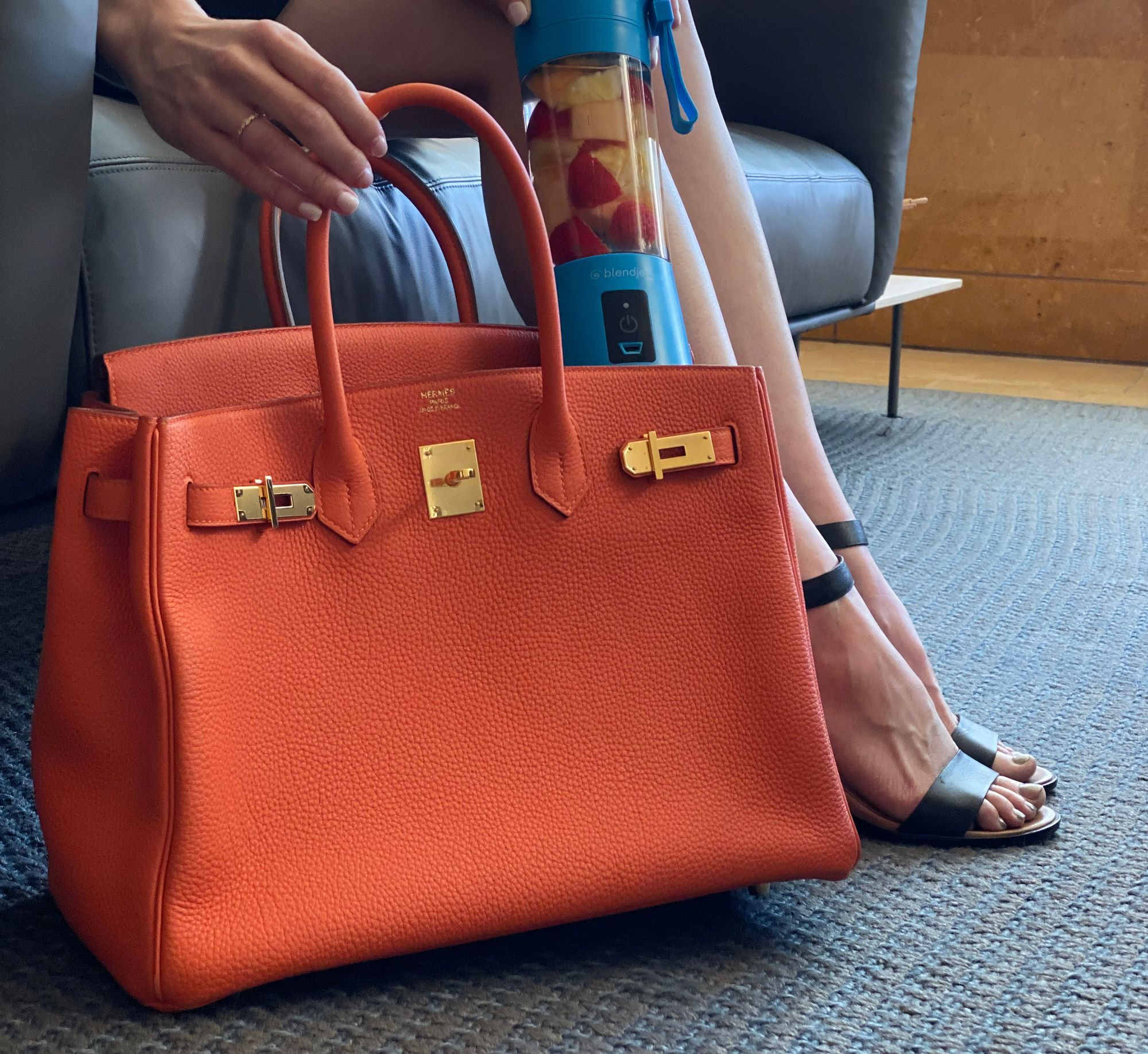 2020's Oversized Handbag Trend