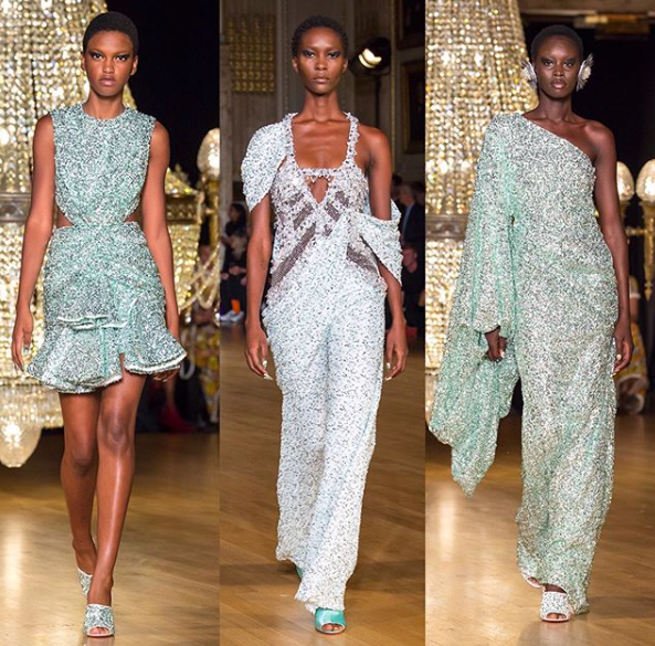 Sequins, Crystals, and Pearls | Go OTT with Spring's Fanciest Trends
