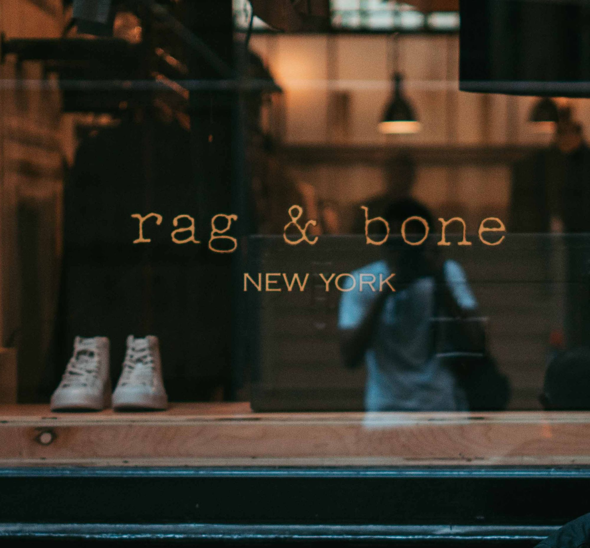 How rag & bone does Streetwear
