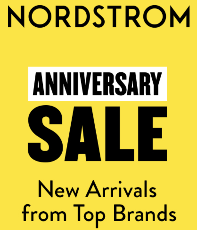 Nordstrom Anniversary Sale – Top 15