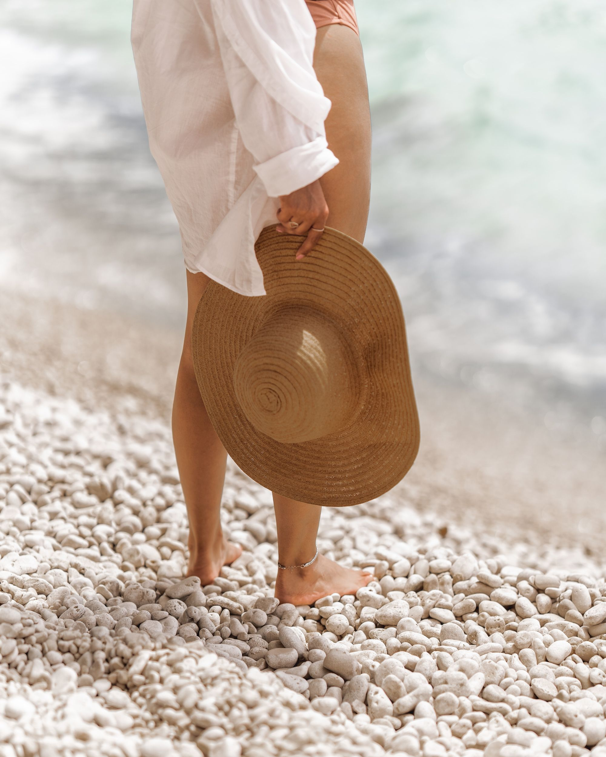 How To Effortlessly Pack For A Beach Vacation